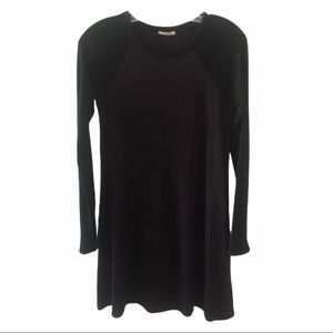 Wilfred Free Aritzia Long-Sleeve Dress XS
